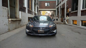 2014 Hyundai Genesis Coupe R-Spec Coupe - CLEAN! LOW KM