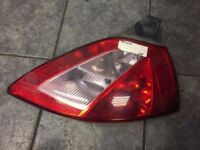 2004 RENAULT MEGANE HATCHBACK TAIL LIGHT DRIVER OFF SIDE DIESEL + PETROL
