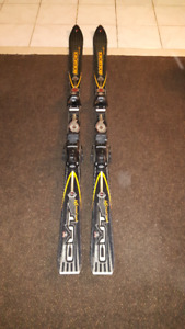 Rossignol Cut Skis and bindings - good condition