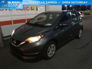 2017 Nissan Versa Note S BLUETOOTH+A/C