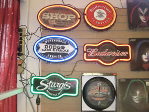 NEW ITEM! LED SIGNS
