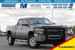 2014 Chevrolet SILVERADO 2500HD LTZ*DIESEL*REMOTE START*