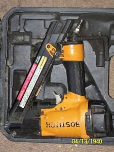 Bostitch metal connection nailer