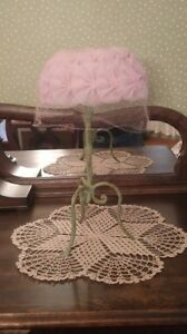 Vintage Pink Hat