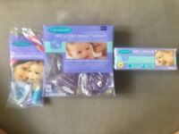 Brand New Unopended breast feeding kit essentials