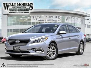 2016 HYUNDAI SONATA GLS: LOCALLY OWNED, HEATED STEERING WHEEL