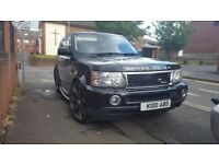 Range rover sport 4.2 supercharged (Immaculate condition)