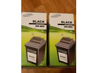 2x Samsung print cartridge ,black