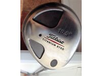 Titleist 975D 10.5 Titanium Right Handed Golf Club