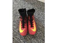 Nike junior sock boots