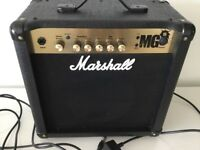 Unused Marshall Amp