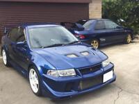 WANTED!! Any Mitsubishi Lancer Evo / Subaru Impreza WRX STI