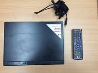 3D Blu Ray & DVD Player with remote