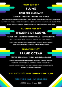 TWO GA FULL EVENT WAYHOME TICKETS WITH TENT CAMPING