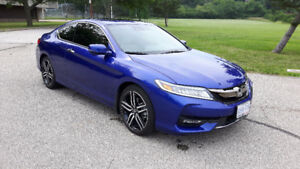 2017 Honda Accord V6 Touring Coupe (2 door)
