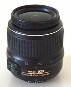 AF-S DX Zoom-Nikkor 18-55mm f/3.5-5.6G II ED