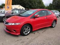 2011 Honda Civic 1.4 i-VTEC Type S Hatchback 3dr