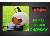 Metal Cutting Chop A1 SAW 110V TABLE TOP FREE STAND HEAVY DUTY WORKHORSE CUT SLICE CHOPPER CUTTER