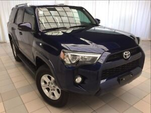 2016 Toyota 4Runner SR5: 1 Owner, Leather, Nav.