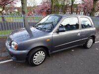 Nissan Micra Tempest 1.0 2002, 45,000 miles - £750