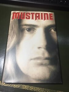 Dave Mustaine autobiography