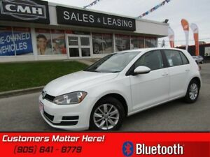 2015 Volkswagen Golf   HEATED SEATS, POWER GROUP, BLUETOOTH, ALL