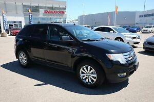 2007 Ford Edge SEL Plus LEATHER SEATS- SUNROOF-MEMORY SEATS