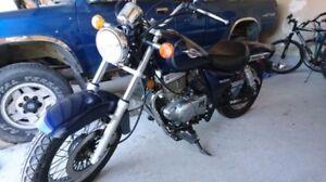 Lightly used Motocycle