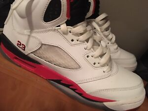 Jordan 5's perfect condition $400 CAD retail