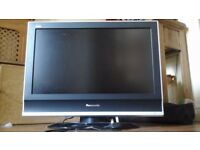 "Panasonic 32"" viera TV."