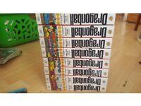 Dragon Ball manga Volumes 1-24 (3 in 1)