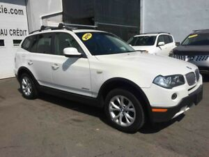 2010 BMW X3 28i-AWD- etat impeccable - d`occasion SOLD