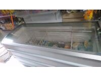 Shop fittings ,fixtures, fridges and freezers