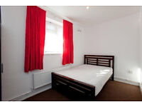 **NO DEPOSIT REQUIRED**LARGE DOUBLE ROOM TO RENT ZONE 2 (NEAR BOW AND MILE END STATION)