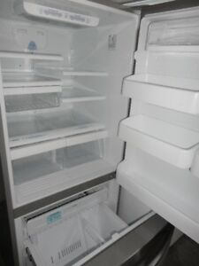LG Stainless Steel / Kenmore Fridge parts for sale