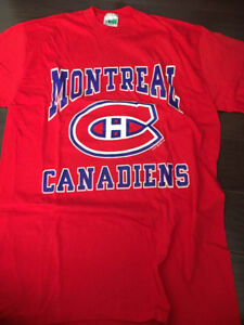 Brand New Montreal Canadiens T-shirt