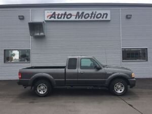 2011 Ford Ranger SPORT 4.0L STICKSHIFT 144K