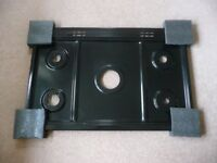 Range Cooker Gas Hob
