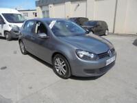 2010 Volkswagen Golf 1.6TDI ( 105ps ) SE Finance Available