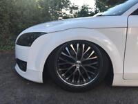 AIR RIDE Audi TT mk2