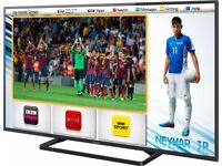 Panasonic 32 inch Ultra Slim Full HD 1080p LED Smart TV, Wifi + Freeview Built-in + USB + Apps