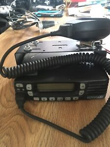 Kenwood 2-way radio