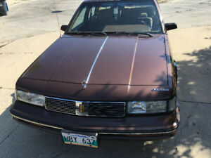 1988 Oldsmobile Cutless Ciera
