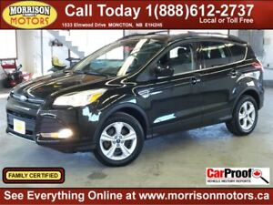 2014 Ford Escape SE AWD, Back up Cam! 2.0L