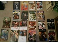 31 graphic novels