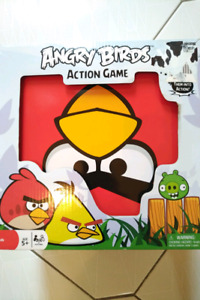Angry Birds Indoor and Outdoor Action Game