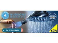 Hudsons Services Ltd PLUMBING-HEATING-GAS. FREE QUOTES