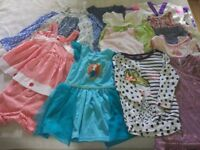 bundle of girl's clothes for sale
