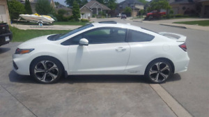 2014 Honda Civic Si Coupe (2 door)