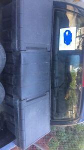 Truck tool box (no keys)